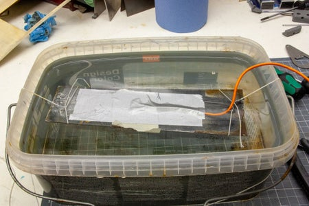 Create Your Etching Tank