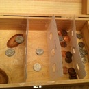 Homemade Coin Sorter