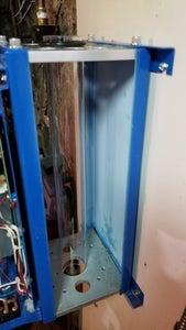 Install New Quartz Tube