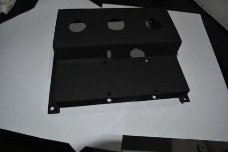 SHEET METAL SUPPORT