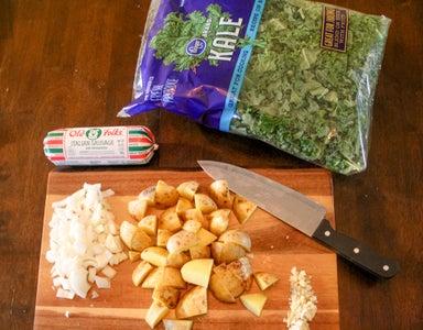 Prep the Ingredients