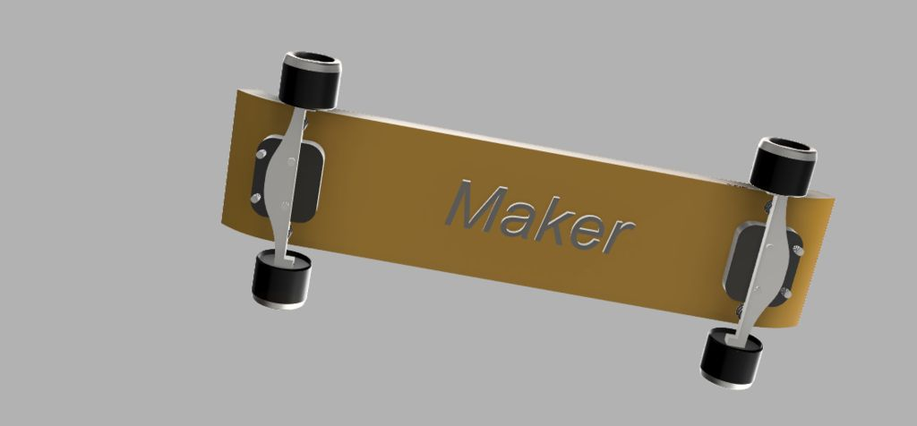 Picture of Maker Skateboard