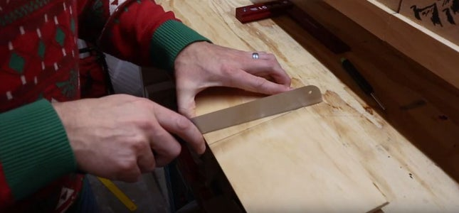 Prepping a Board