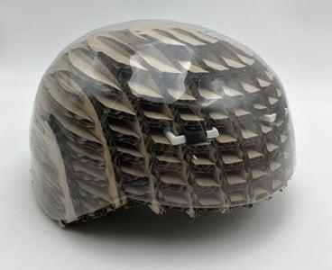 Cardboard Helmet FabLab