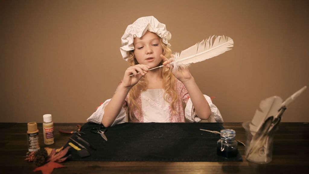 Picture of Step Three: Prepare the Quill