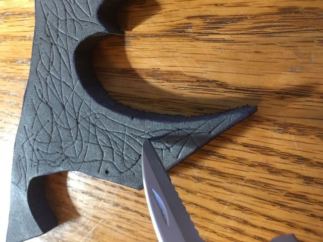 Picture of Add Detail to the Blades