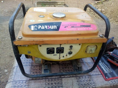 How to Change Portable Genarator Caburator and Fuel Tap