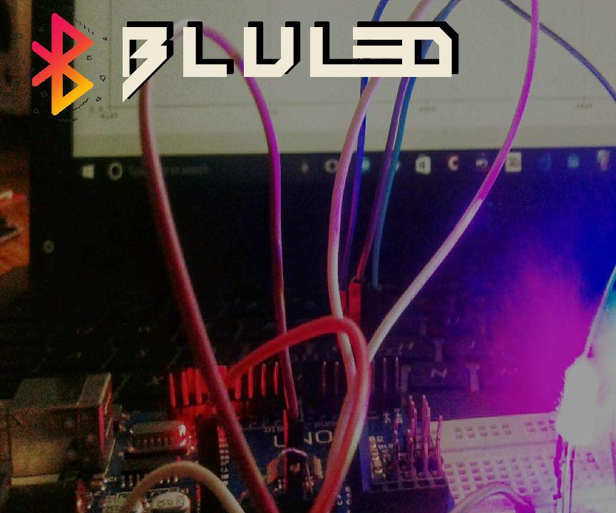 Blu - LED's