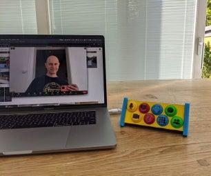 DIY Video-conferencing MacroBoard