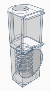 3D Modeling the Amplification Housing