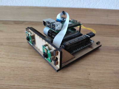 Make It Portable: Laser Cut and Mount