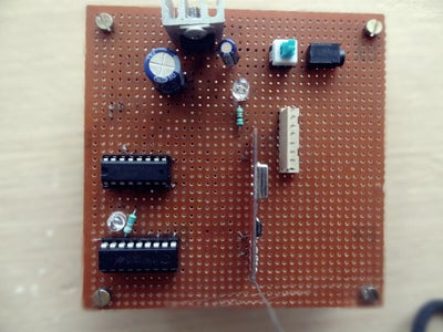 Making the Receiver Circuit