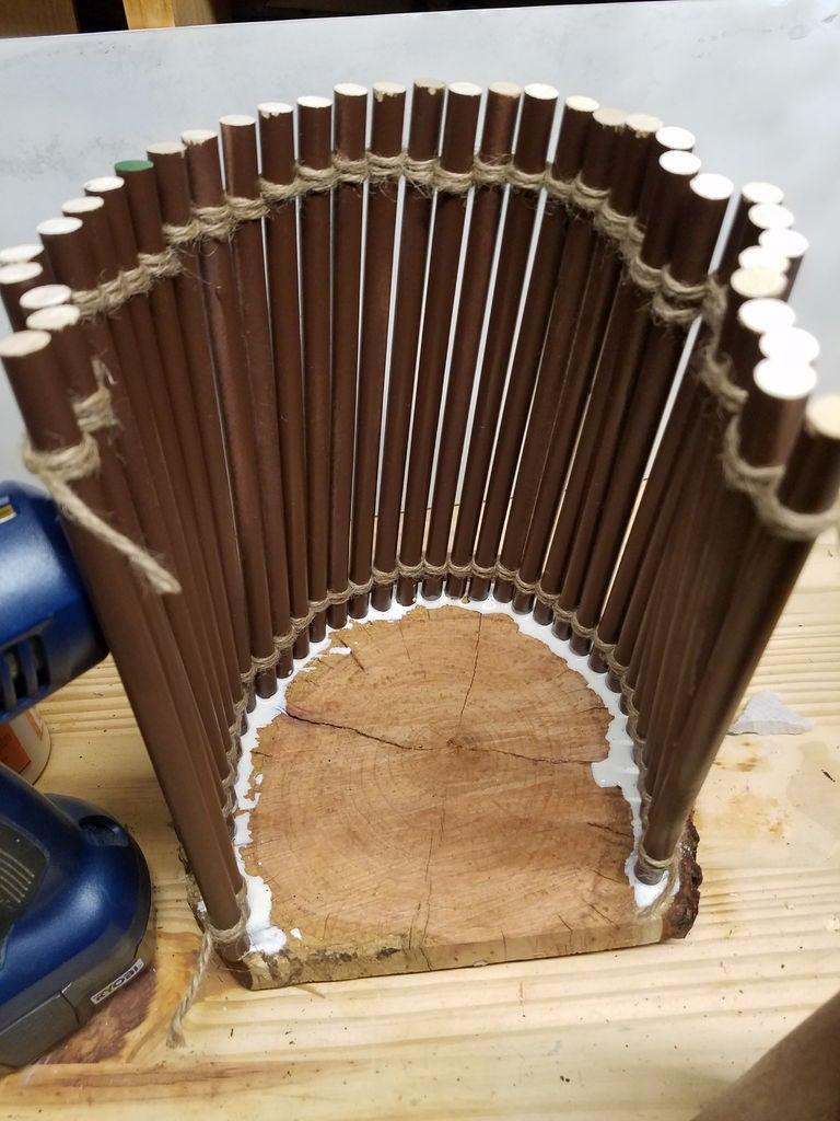 Picture of Assemble Birdhouse Part 1