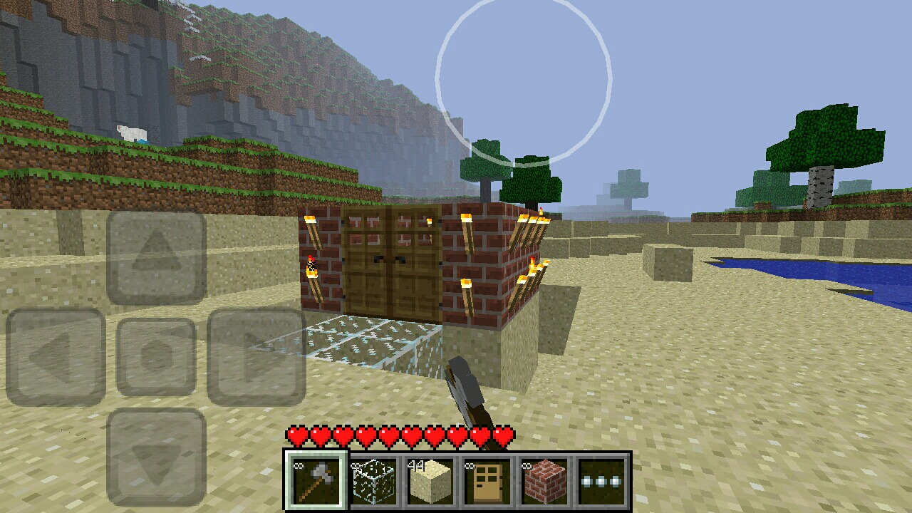 Minecraft pe zombie trap 4 for Zombie build