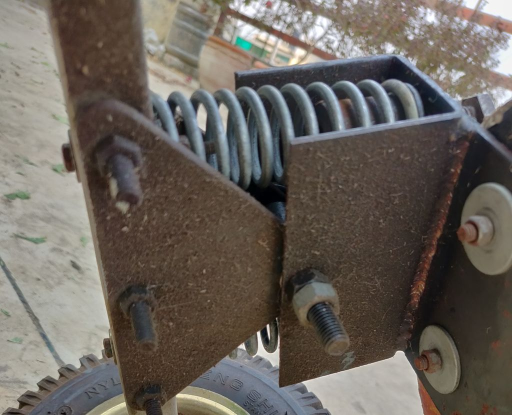 Picture of  Let's Add a Spring Mechanism