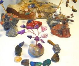 Miniature Gem Tree