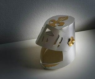Mediaeval Knight Helmet ( Pot Helmet )