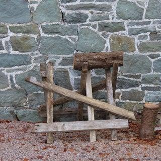 sawbuck from reclaimed wood.JPG