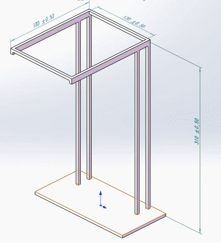 Picture of Pedestal Manufacture