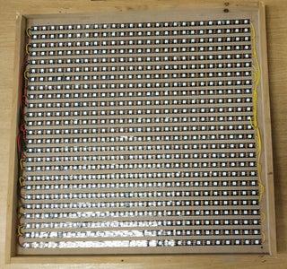 The MATRIX… the LED Matrix 😊