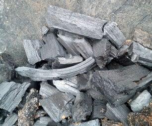生物炭炭 - 使之成为我的路。