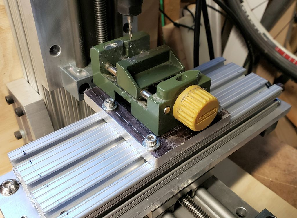 Picture of Making a Tooling Plate