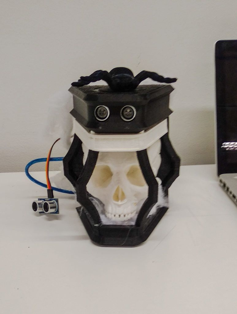 Picture of HALLOWEEN LAMP