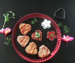 Spicy Semolina Cutlets