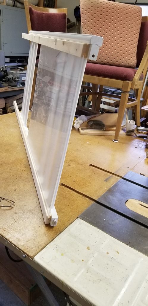 Picture of Test the Plexiglass Gate