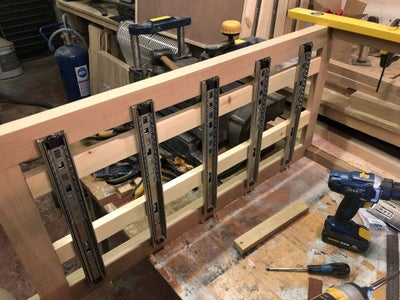 Attaching the Runners (Frame)