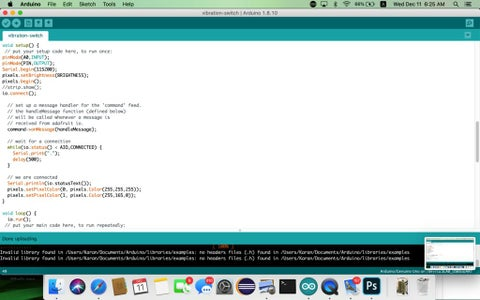Writing the Code & Creating the Applet