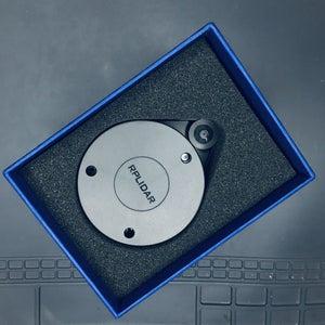 Unboxing the RPLIDAR A1 Development Kit