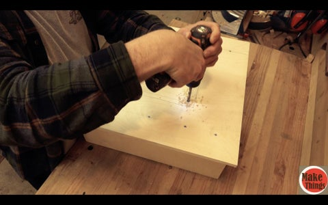 Cut the Router Table Top