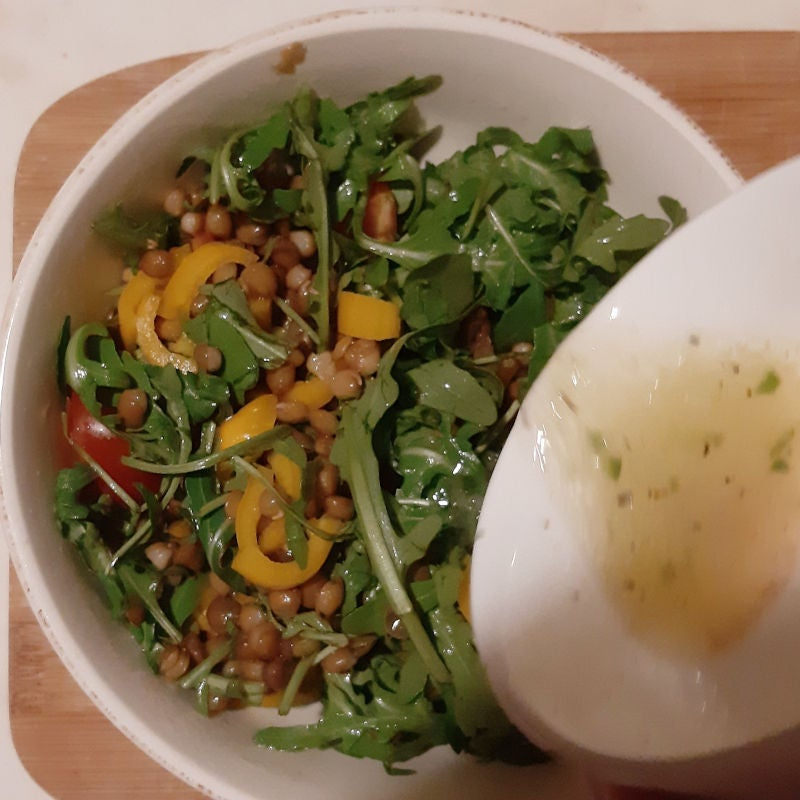 Picture of Meal Prep 2: Dinner - Lentil Salad