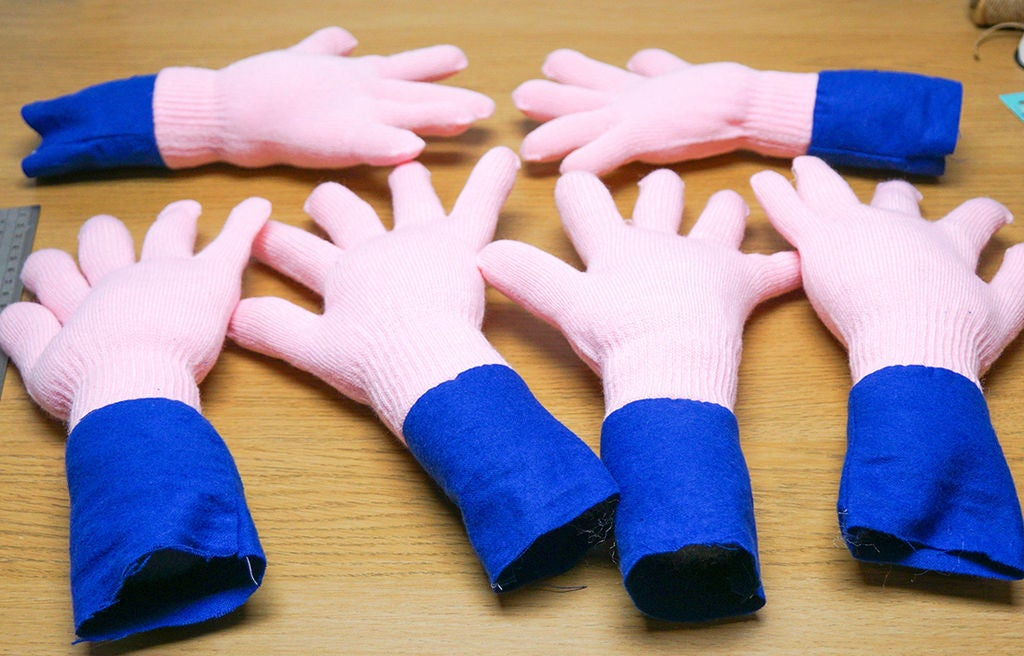 Picture of Make the Hands!