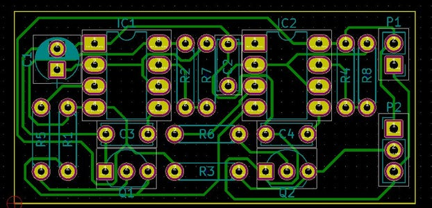 Generating GERBER for PCB Fabrication