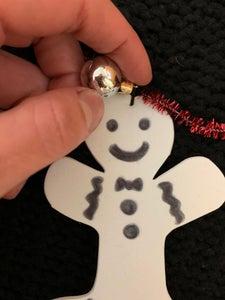 Adding the Christmas Balls and the Pendants