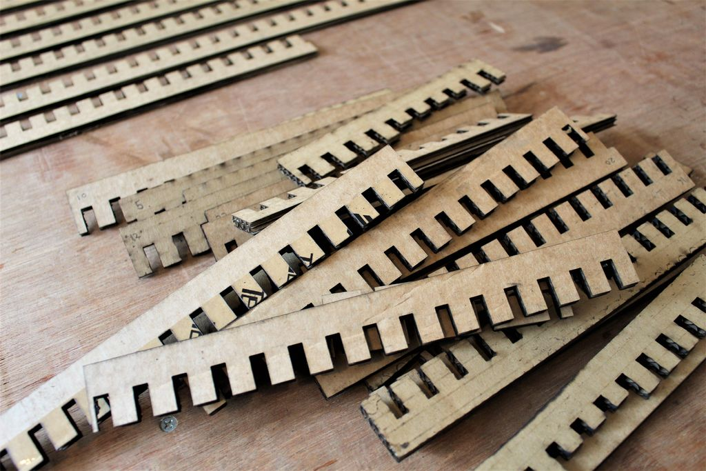 Picture of Lasercutting the Parts
