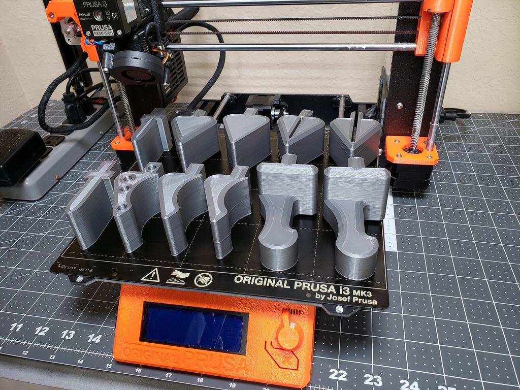 Picture of Printing Parameters