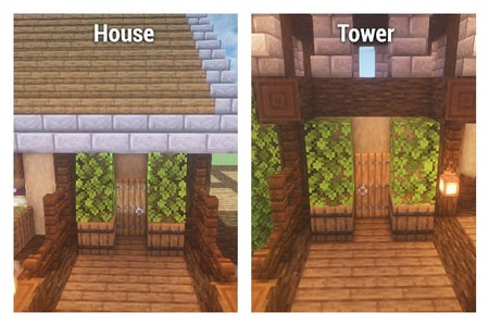 Doors and Stairs