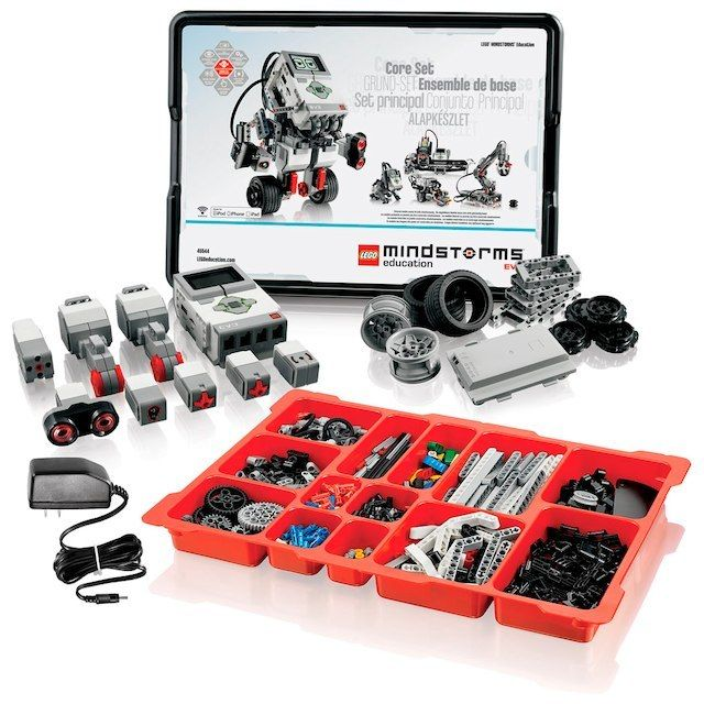 Picture of Setup and Program the EV3