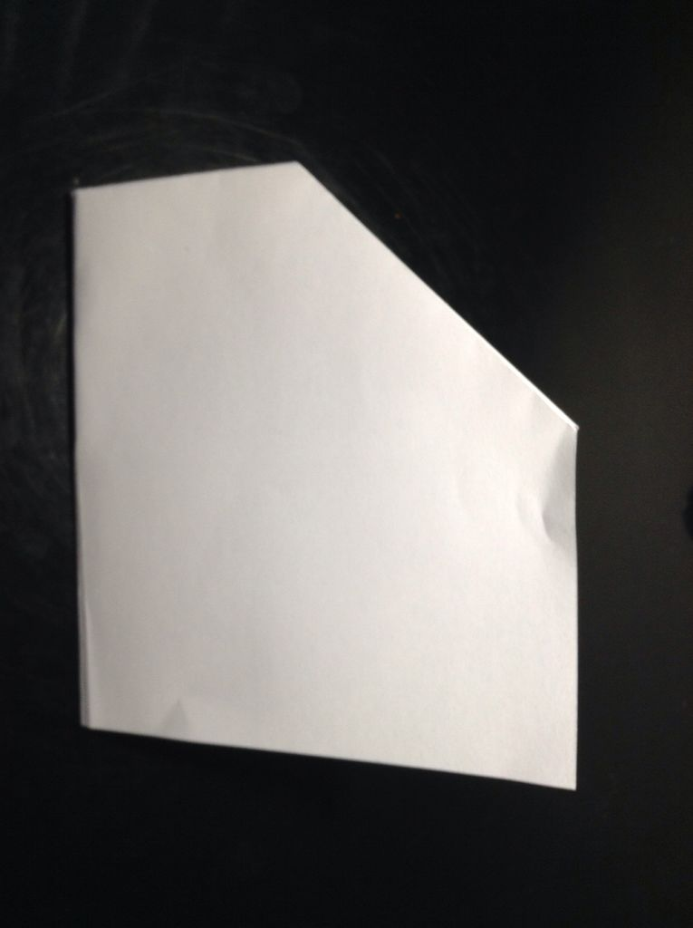 Picture of Fold Plane in Half