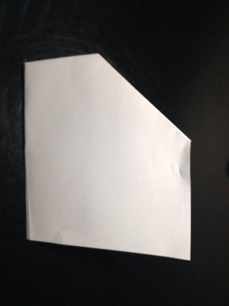 Fold Plane in Half