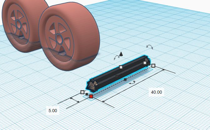 Picture of Making Wheels and Axles.