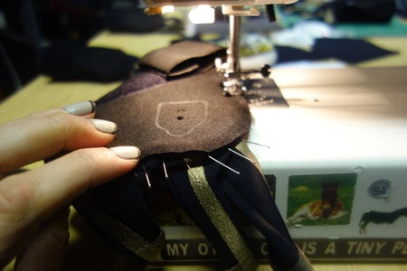 Cuff and Textile Assembly