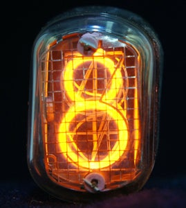 Neon Lamp Player at 150VDC