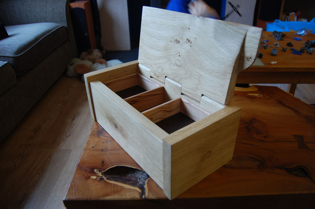 Picture of Finished Box