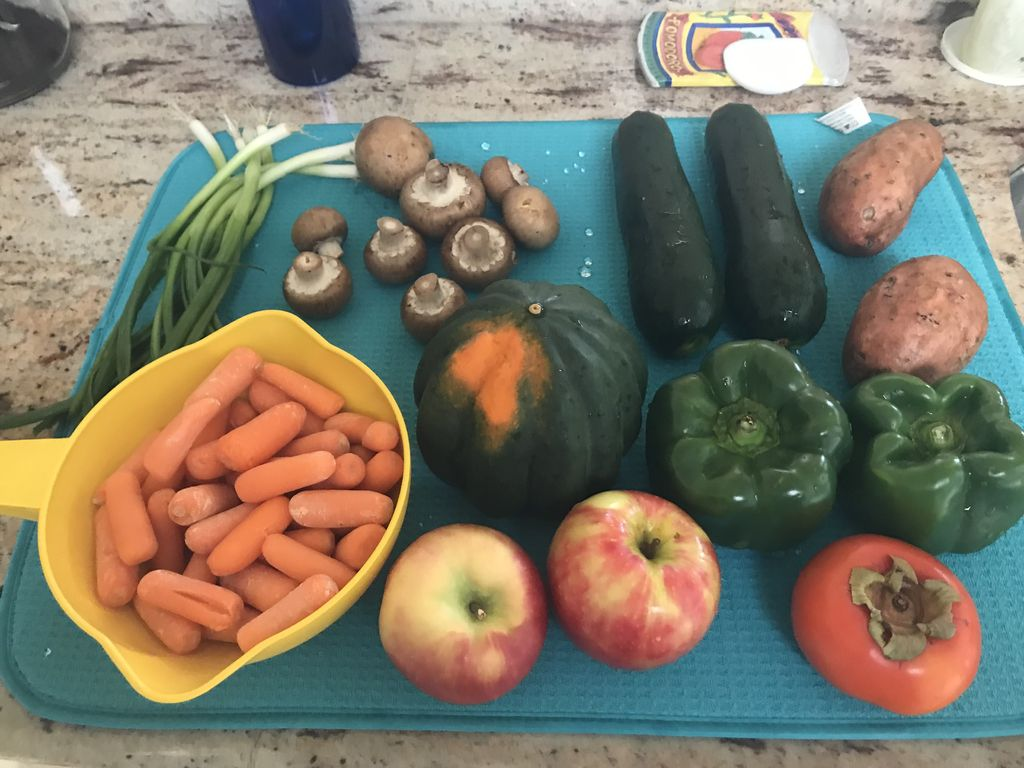Picture of Fruits and Veg