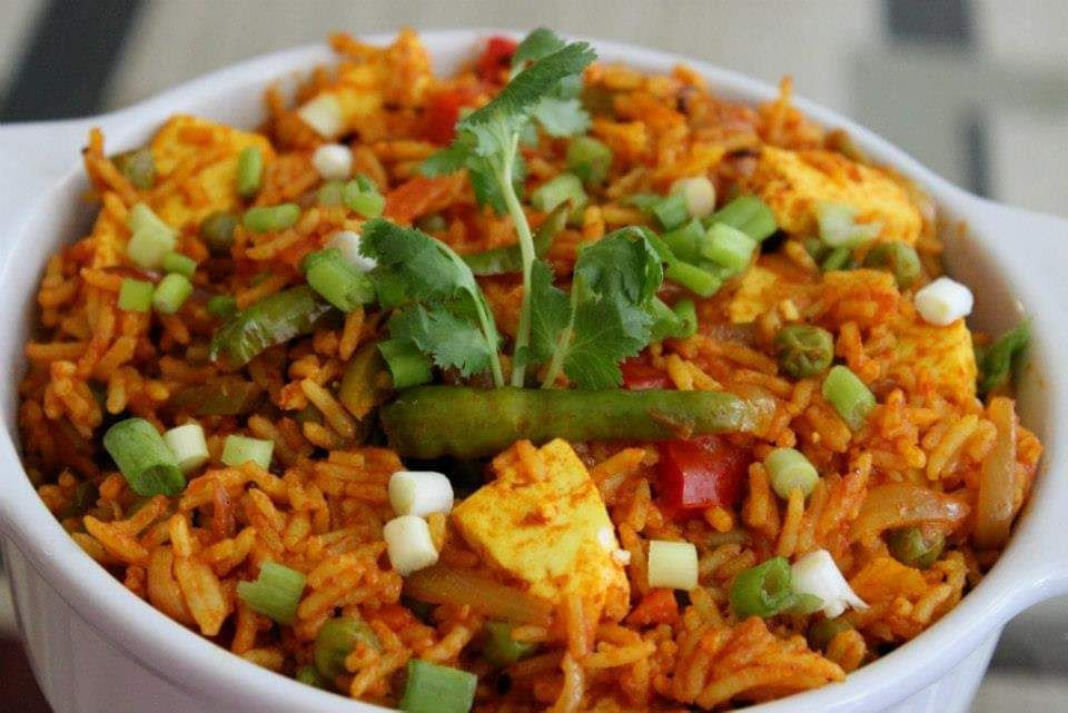 Picture of For Tomato Pulav ;
