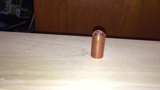 Build a DIY Handle From 2 Sizes of Copper Tubing